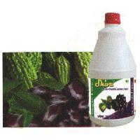Jamun With Karela Juice