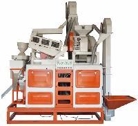 Modern Rice Mill Machinery
