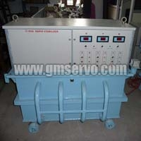 60kva 3phase Servo Stabilizer-oil Cooled