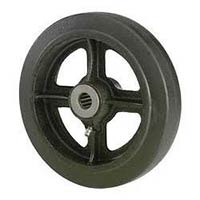 Rubber Wheels