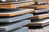 Steel Plain Plates