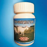 Kai Goat Milk Tablets