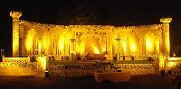 Fiber Wedding Stages