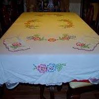 Table Cloths - Manufacturer, Exporters and Wholesale Suppliers,  Tamil Nadu - Rak Navino International
