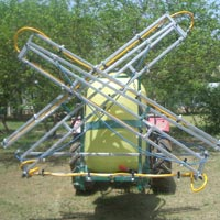 Tractor Mounted Boom Sprayer