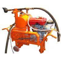 Compressed Air/ Petrol Preheating Machine
