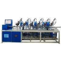 Vertical Standard Cup Lock Welding Machine