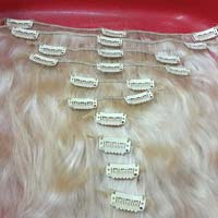 Clip In Hair Extension - Manufacturer, Exporters and Wholesale Suppliers,  Tamil Nadu - Chella Hair Wavys