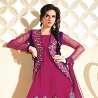 Salwar Kameez - Manufacturer, Exporters and Wholesale Suppliers,  Gujarat - Ambika Fashion
