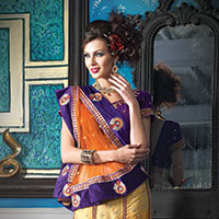 Sarees - Manufacturer, Exporters and Wholesale Suppliers,  Gujarat - Ambika Fashion