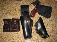 Leather Gun Cover