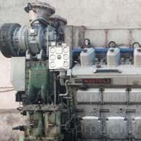Marine Engine (Wartsila 12V22HF)