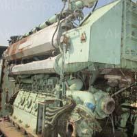 Marine Engine (Yanmar Z280-EN)