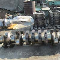 Wartsila 6R2226 Std. Crankshaft