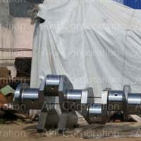 Wartsila 8L46B Std. Crankshaft