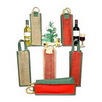 Jute Bottle Covers