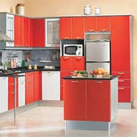 modular kitchen furniture manufacturers suppliers exporters in