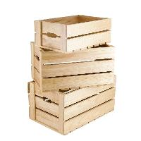 Wooden Or Plywood Crates