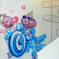 Graffiti Wall Painting Services