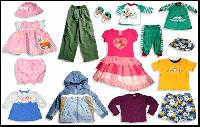 Kids Readymade Garment