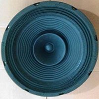 Pa Speaker - Top View