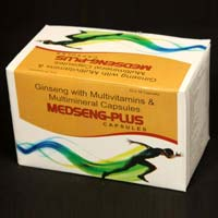Ginseng 42.5 Mg+ Multi Vitamin+ Ferrous Fumerate 25mg+ Cal...