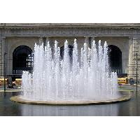 Shooter Cluster Fountain