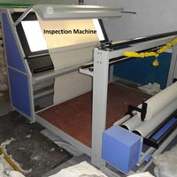 Fabric Inspection Machine