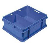 Plastic Dairy Crates