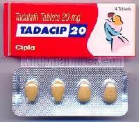 Tadora 20 cialis