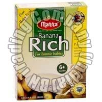 Manna Banana Baby Food