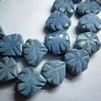Original Opal Carved  Beads