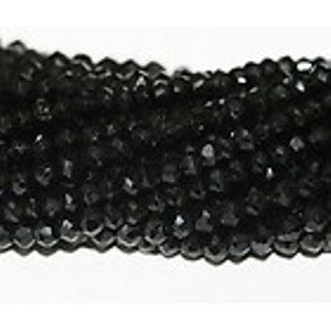 Tourmaline Rondell Gemstone Beads