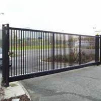Stainless Steel Gate Fabrication