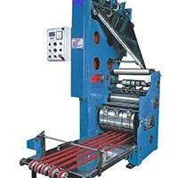 Folder Web Offset Printing Machine