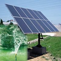 Solar Water Fountain Pump