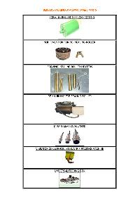 Blister Packing Machine Spare Parts