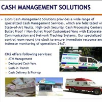Cash Management Services