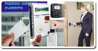 Card Door Access Control System