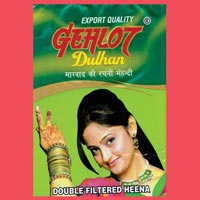 Gehlot Dulhan Pure Herbal Mehandi