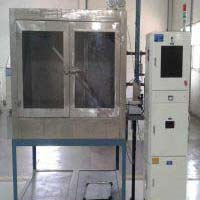 Hydrostatic Burst Test Bench