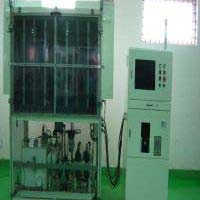Pressure Pulsation Test Bench