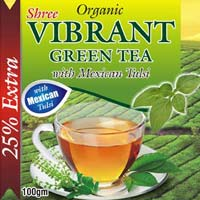Shree Vibrant Green Tea