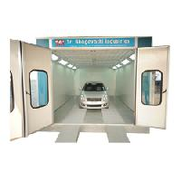 Car Paint Booth