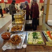 Salad Decoration Services