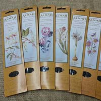 Incense Sticks Almah Flowers Of Bach Incense