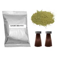 Light Brown Henna Powder