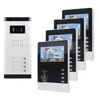 Audio Video Door Entry Systems