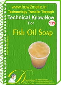 Fish Oil Soap Manufacturing Formula Ereport