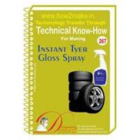 Instant Tyre Gloss Spray Formulation (ereport)